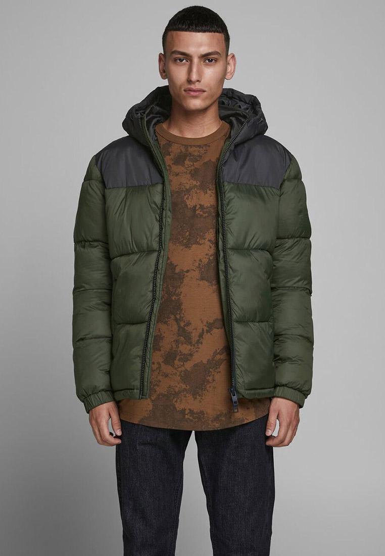 Утепленная куртка Jack & Jones (Джек Энд Джонс) 12173867