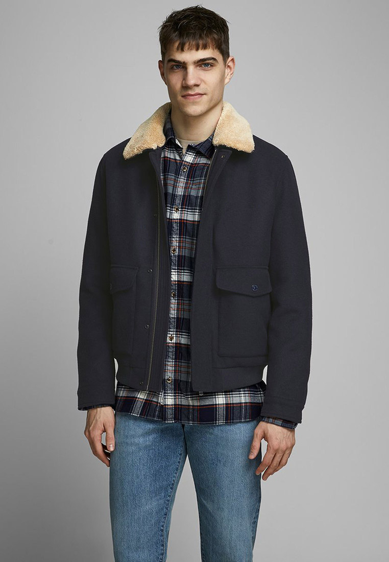 Утепленная куртка Jack & Jones (Джек Энд Джонс) 12173210