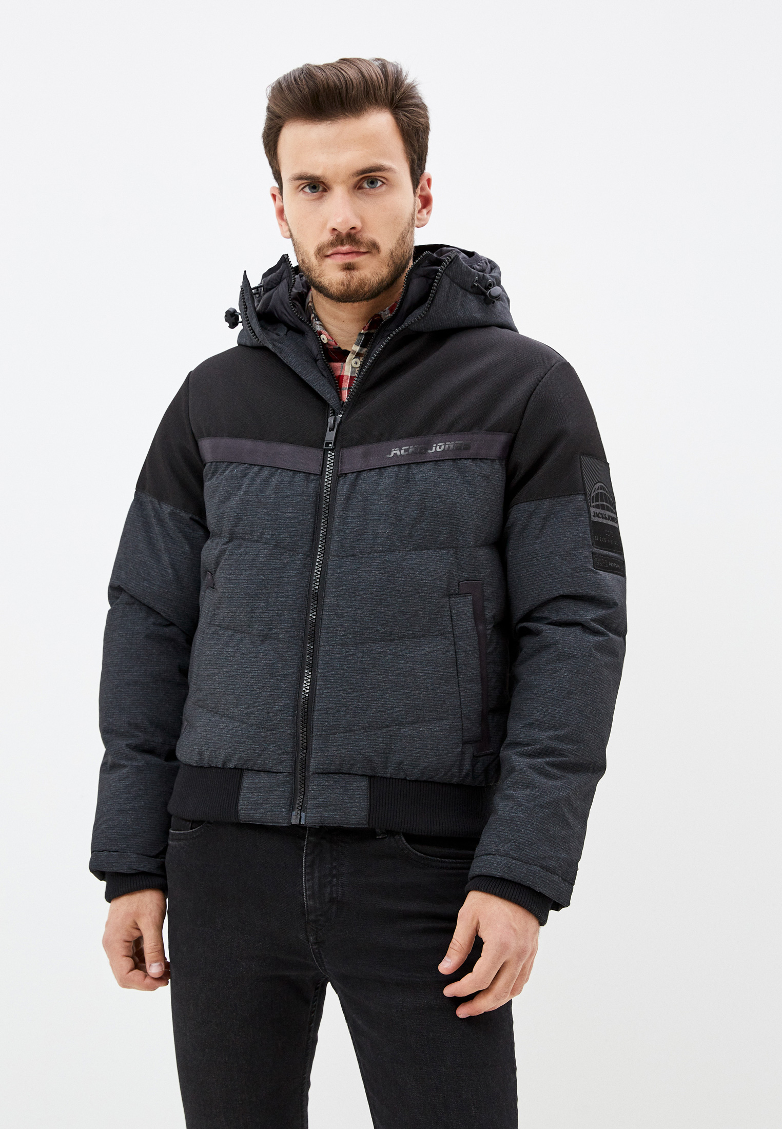 Утепленная куртка Jack & Jones (Джек Энд Джонс) 12175626