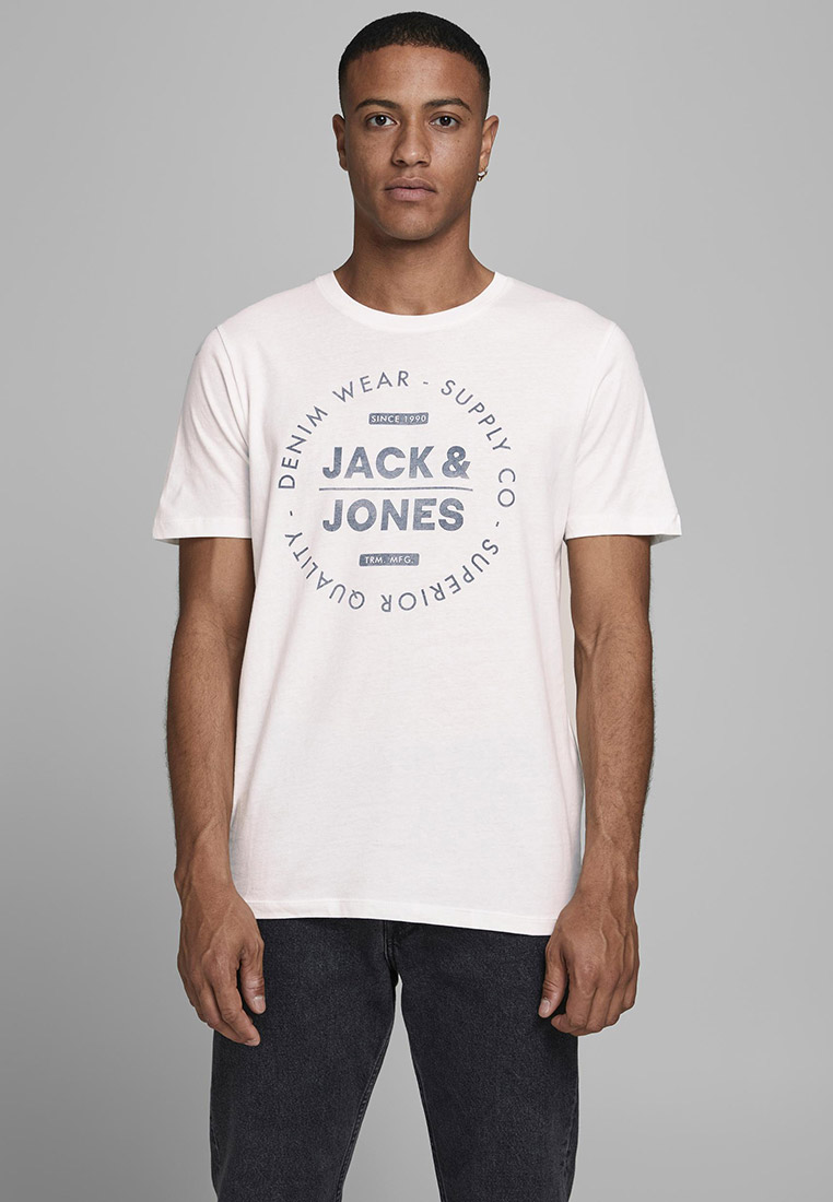 Футболка с коротким рукавом Jack & Jones (Джек Энд Джонс) 12177533