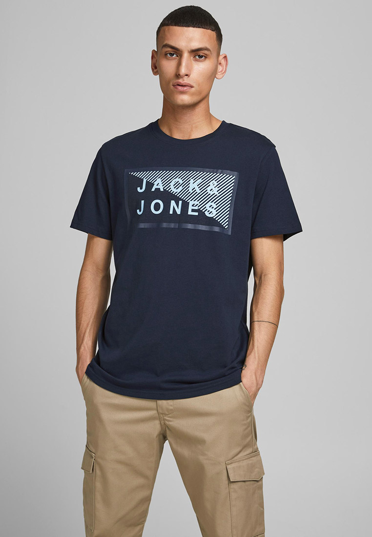 Футболка с коротким рукавом Jack & Jones (Джек Энд Джонс) 12185035
