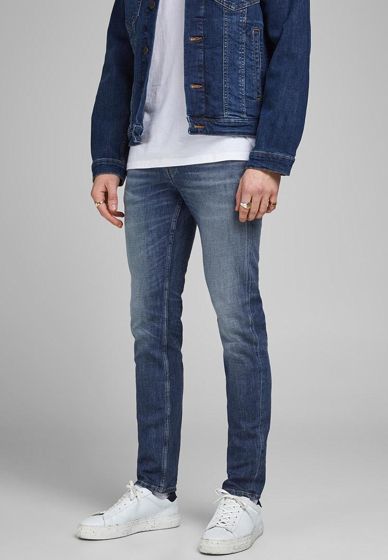 Зауженные джинсы Jack & Jones (Джек Энд Джонс) 12185877