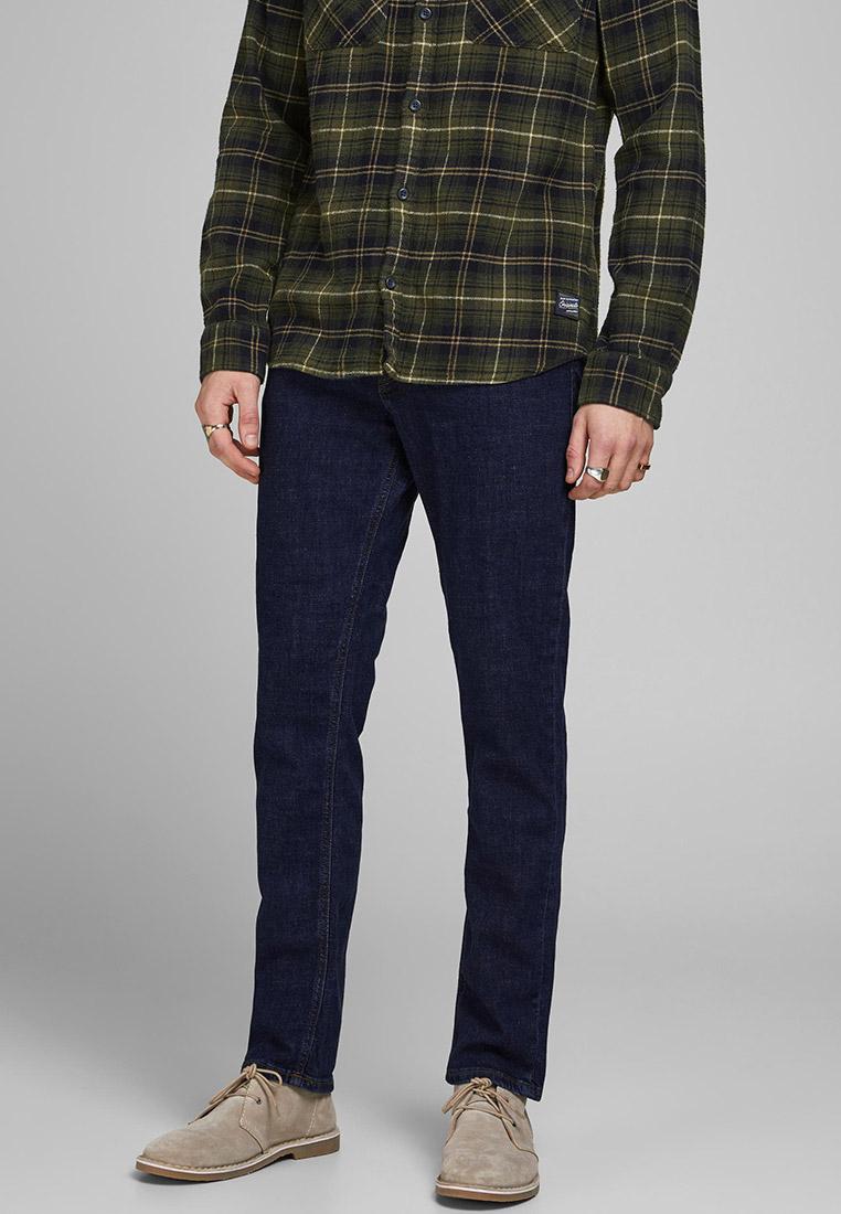 Зауженные джинсы Jack & Jones (Джек Энд Джонс) 12189506