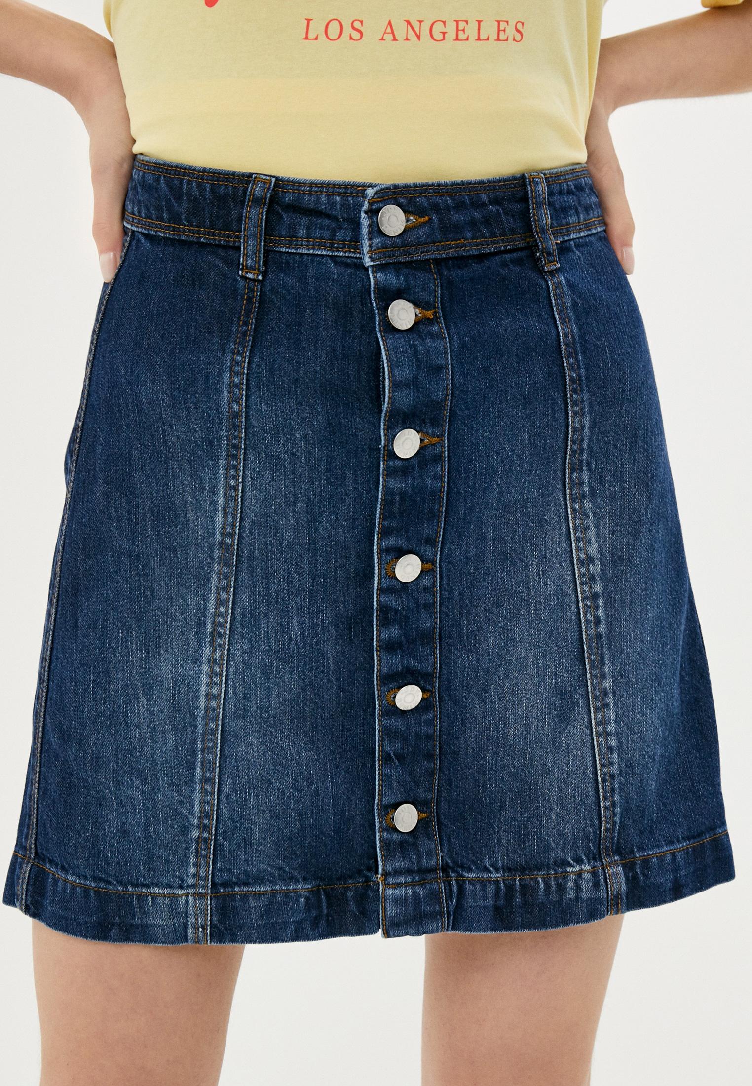 Джинсовая юбка Jacqueline de Yong 15200786