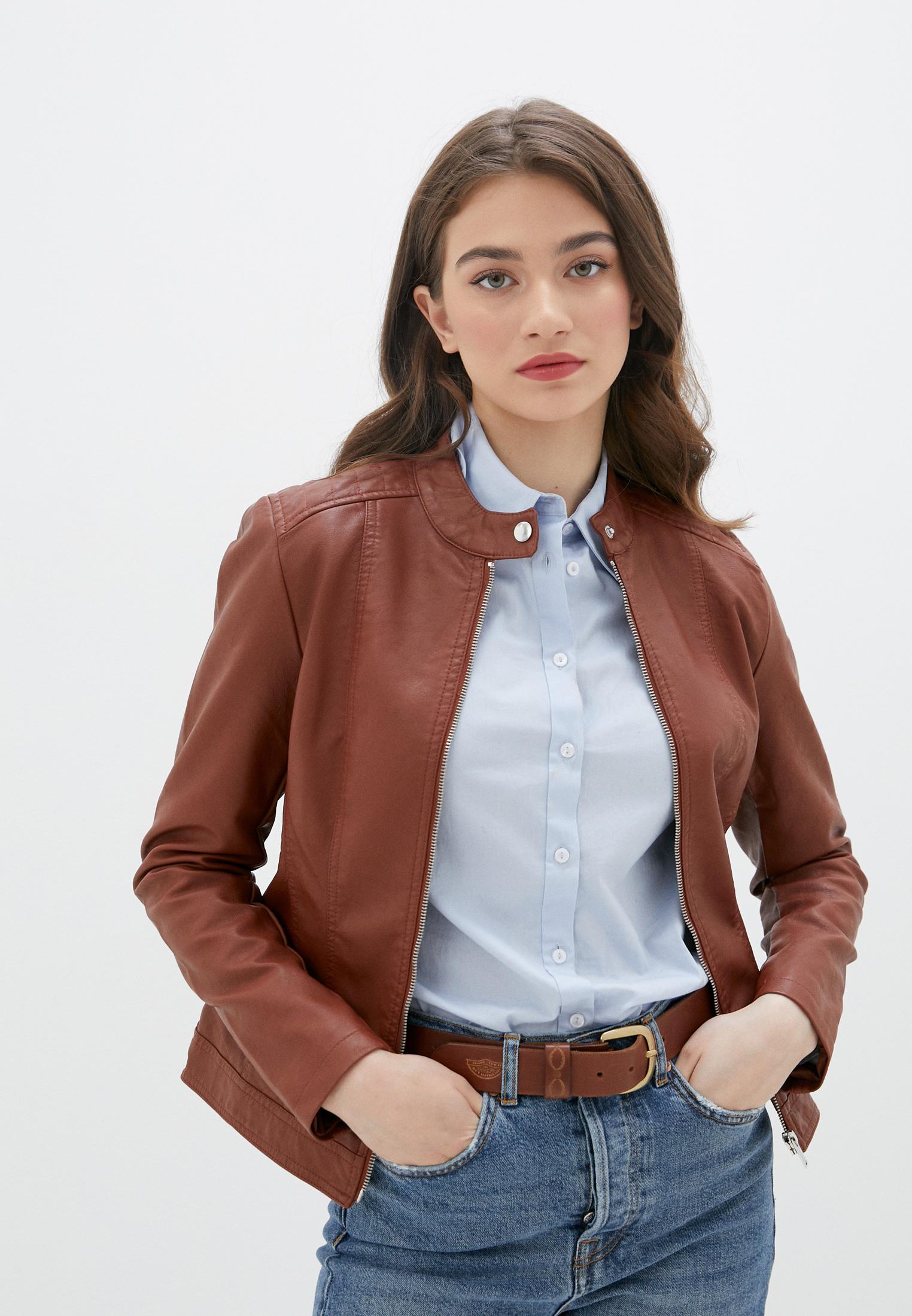Кожаная куртка Jacqueline de Yong 15207865