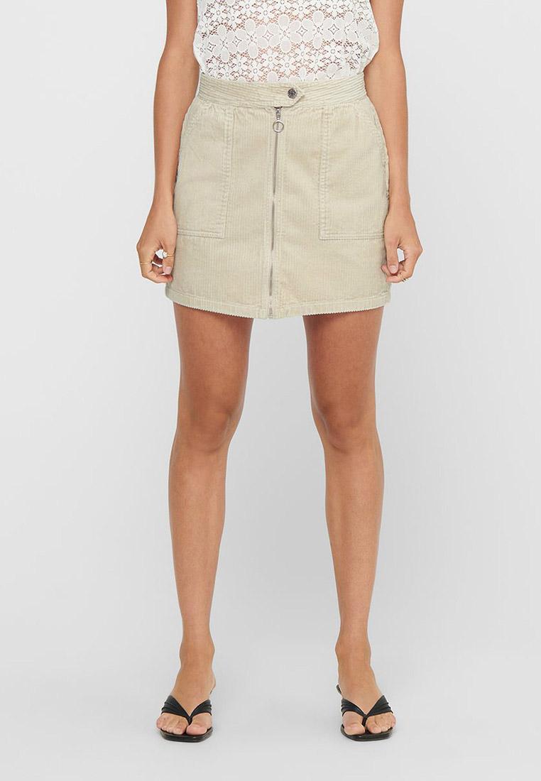 Прямая юбка Jacqueline de Yong 15208041
