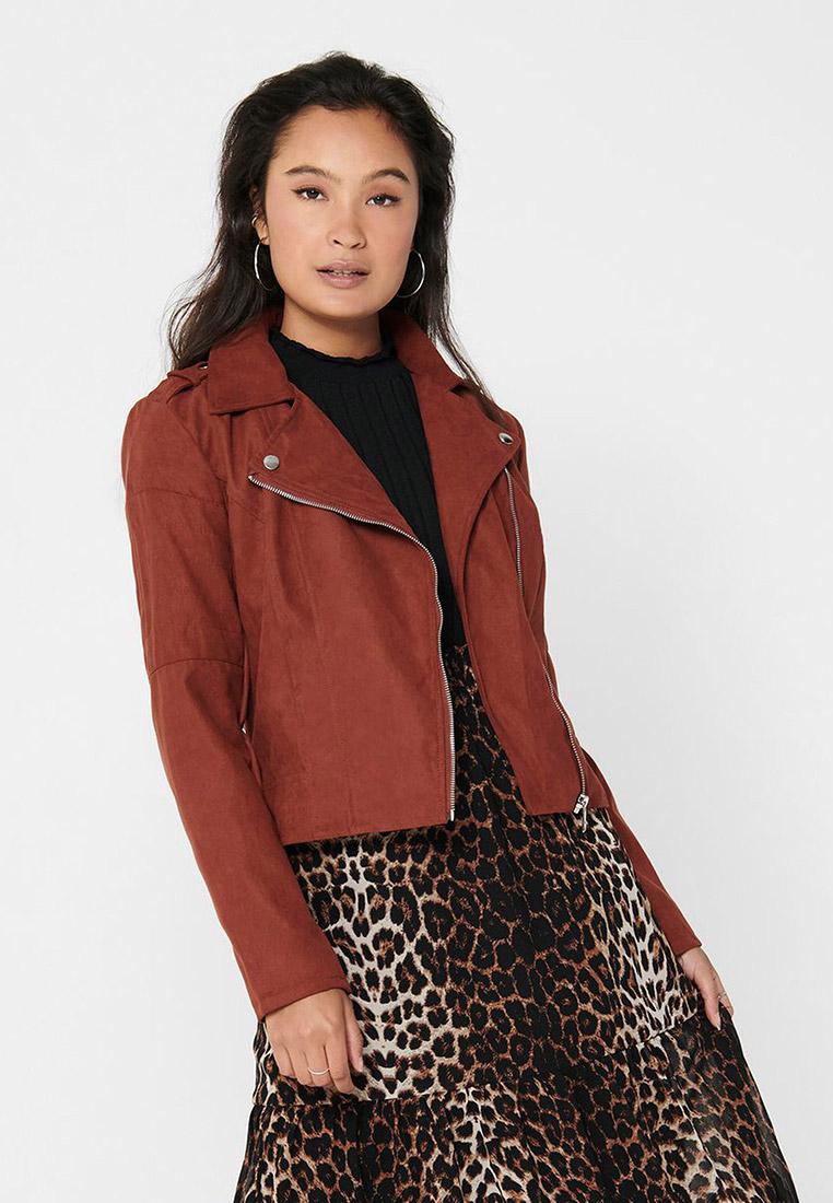 Кожаная куртка Jacqueline de Yong 15212258
