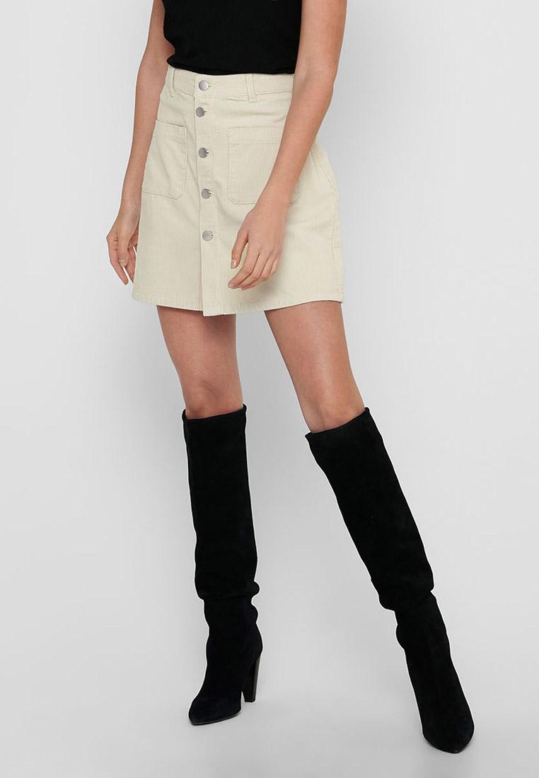 Широкая юбка Jacqueline de Yong 15220695