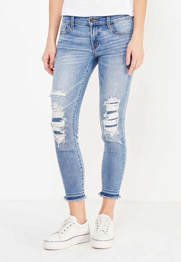 Зауженные джинсы J Brand JB001090