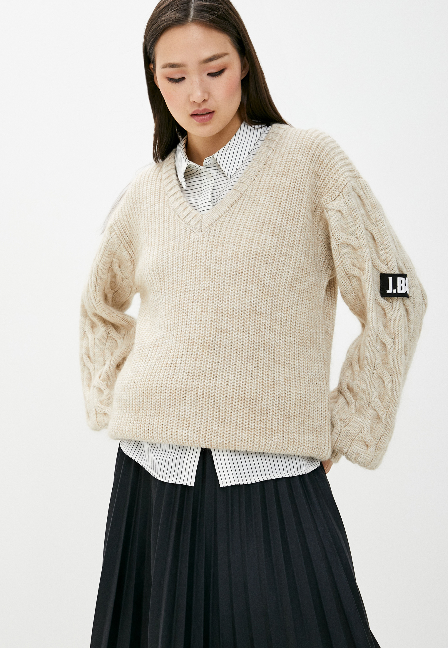 Пуловер J.B4 Пуловер J.B4