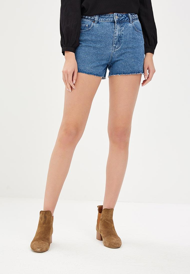 Женские джинсовые шорты Jennyfer (Дженнифер) DEE18SOHOD: изображение 1