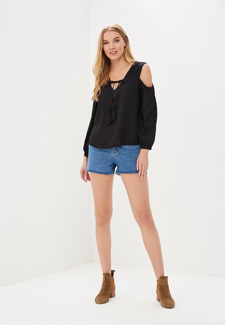 Женские джинсовые шорты Jennyfer (Дженнифер) DEE18SOHOD: изображение 2
