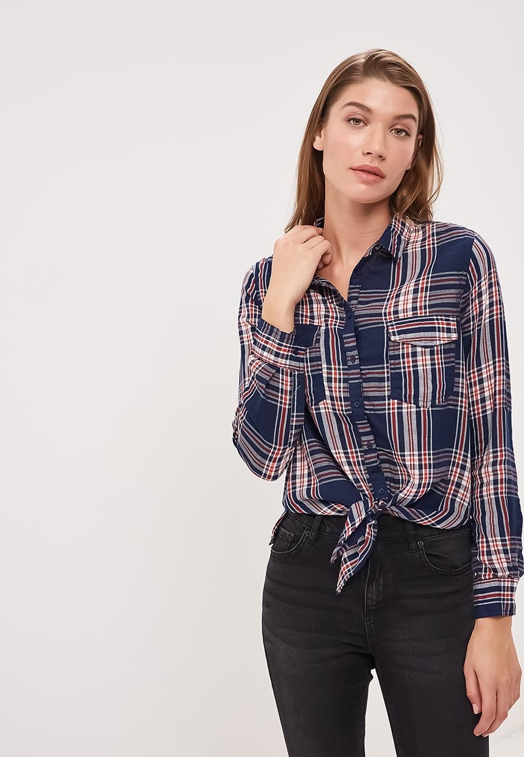 Женские рубашки с длинным рукавом Jennyfer (Дженнифер) 50HELOP