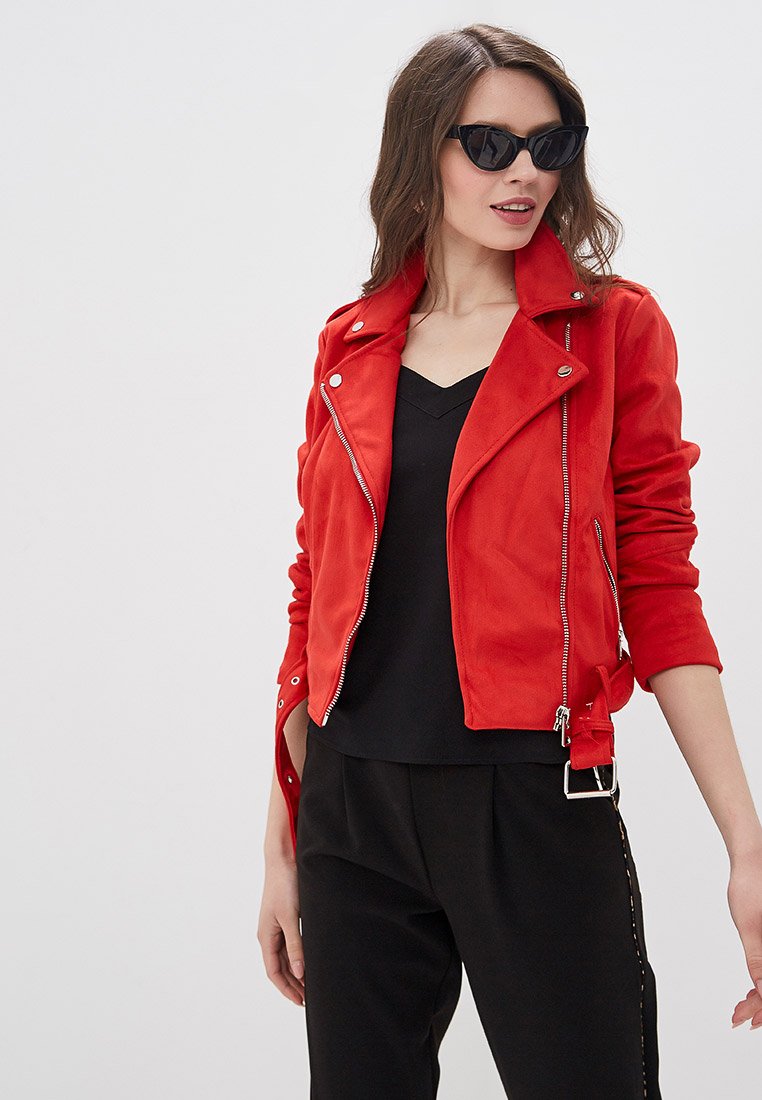 Кожаная куртка Jennyfer (Дженнифер) 01SUMY