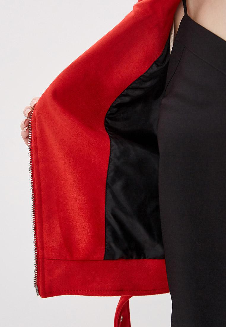 Кожаная куртка Jennyfer (Дженнифер) 01SUMY: изображение 4