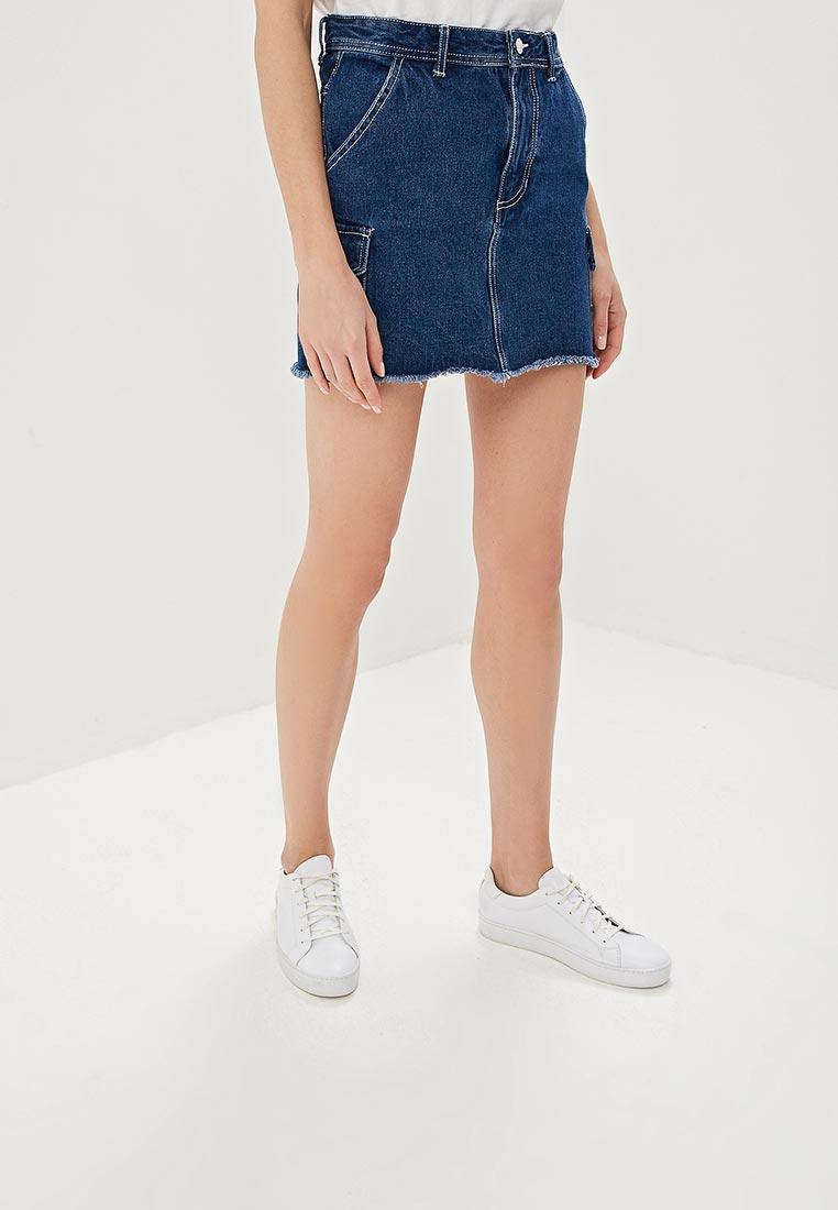 Джинсовая юбка Jennyfer (Дженнифер) 11JADED: изображение 1