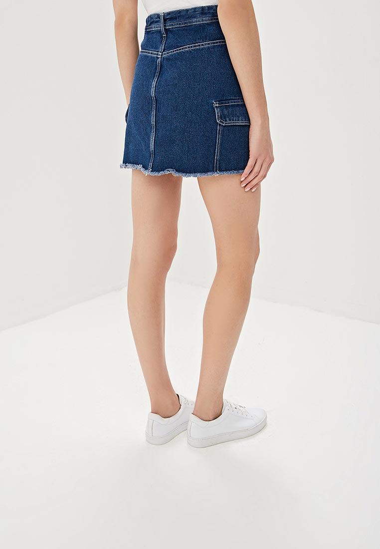 Джинсовая юбка Jennyfer (Дженнифер) 11JADED: изображение 3