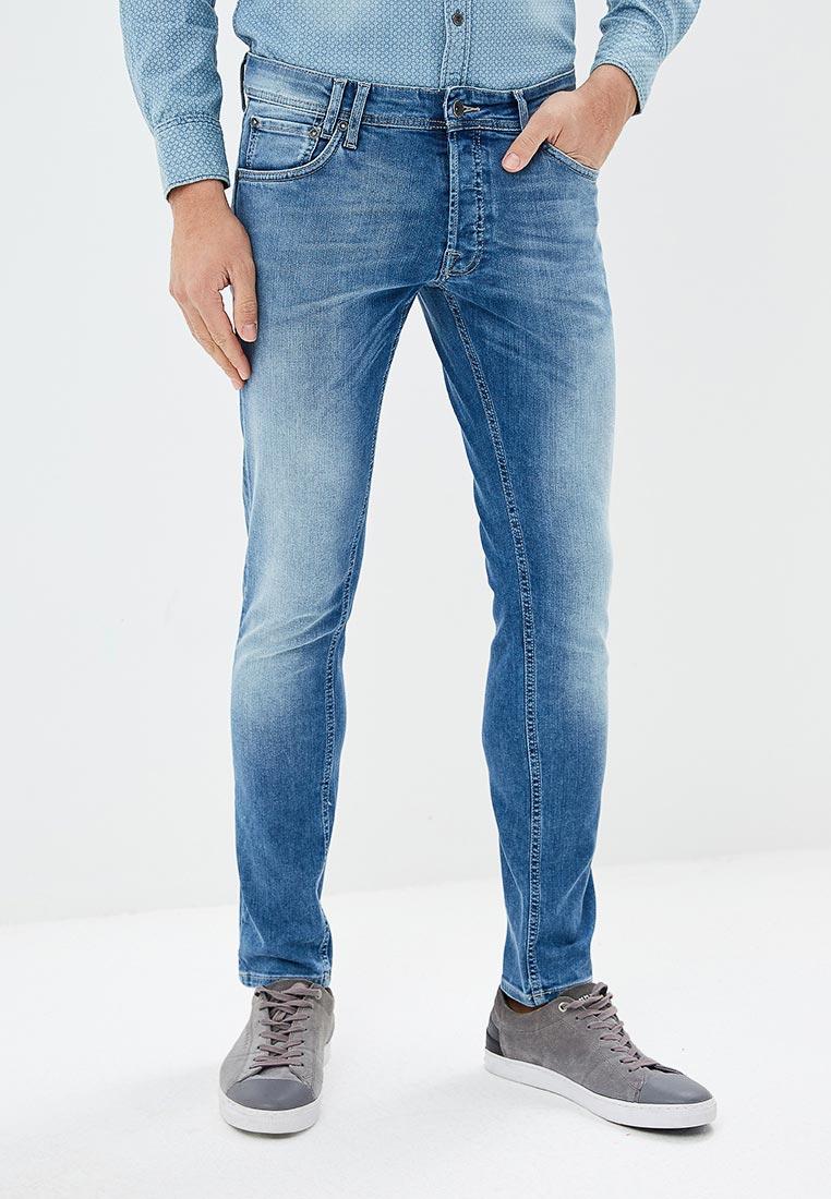 Зауженные джинсы J. Hart & Bros 5236976