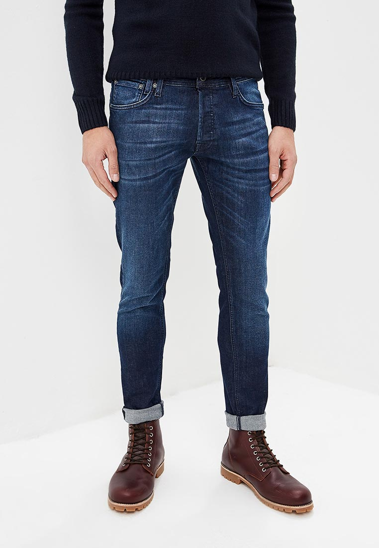 Зауженные джинсы J. Hart & Bros 5236982