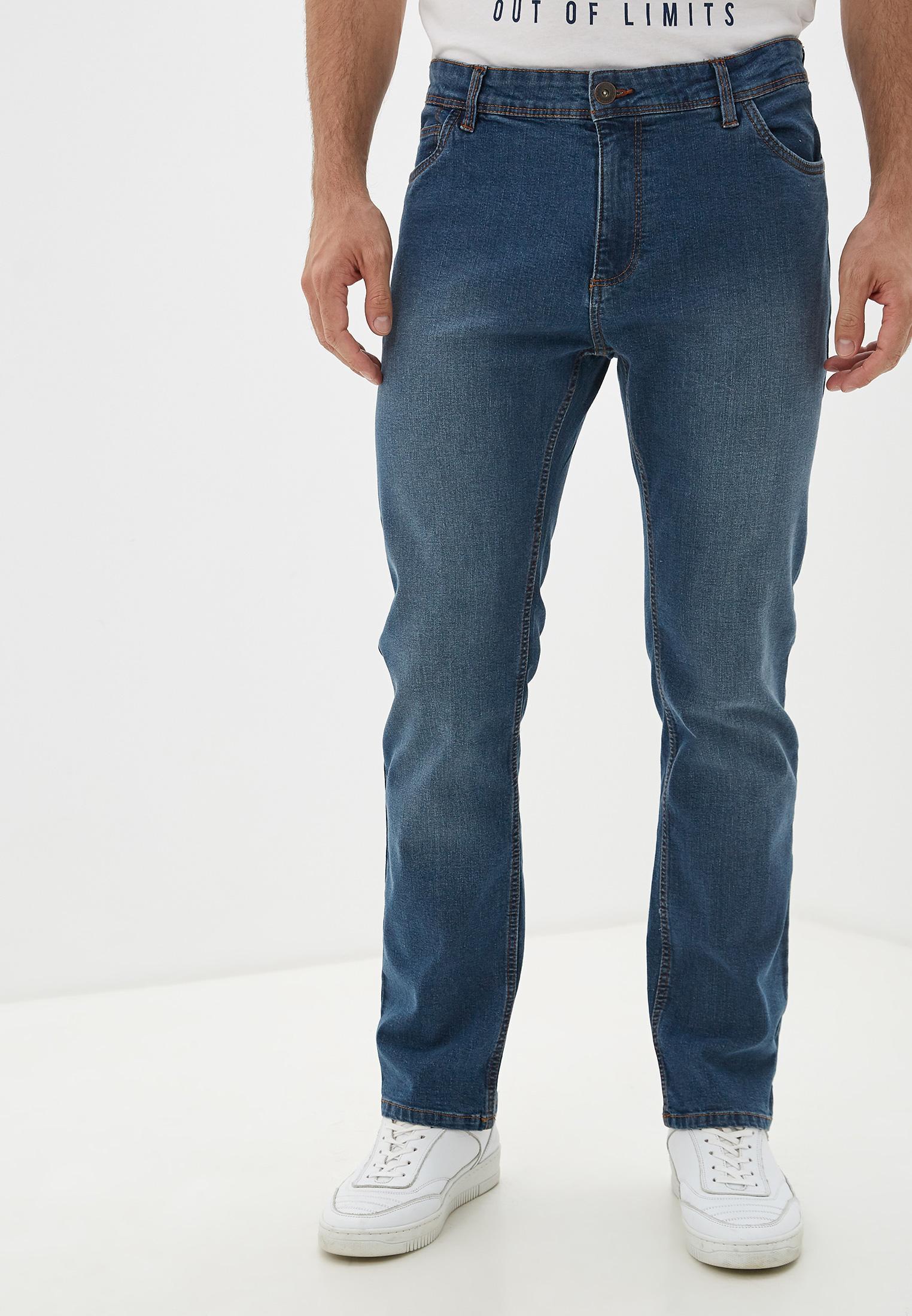Мужские прямые джинсы J. Hart & Bros 5365634