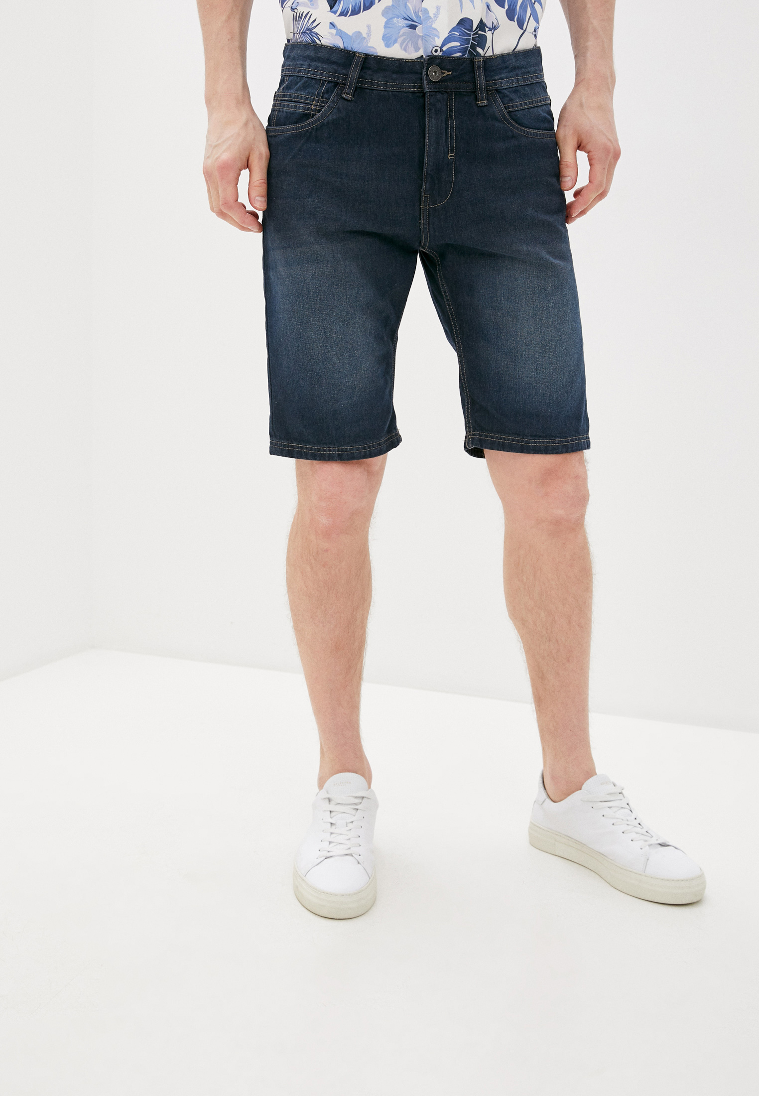 Мужские джинсовые шорты J. Hart & Bros 5526282