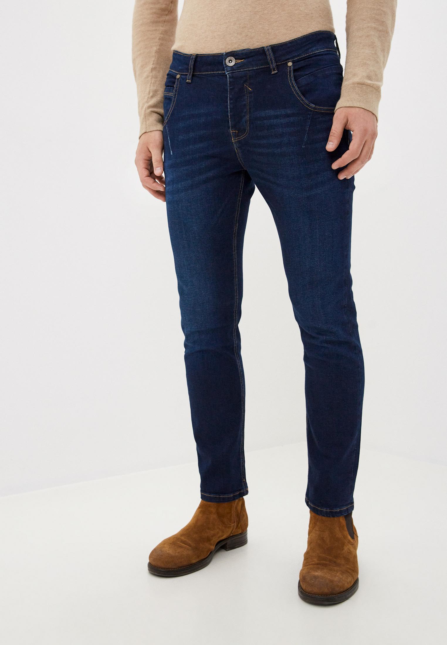 Зауженные джинсы J. Hart & Bros 5584449