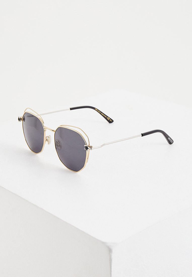 Женские солнцезащитные очки Jimmy Choo Очки солнцезащитные Jimmy Choo
