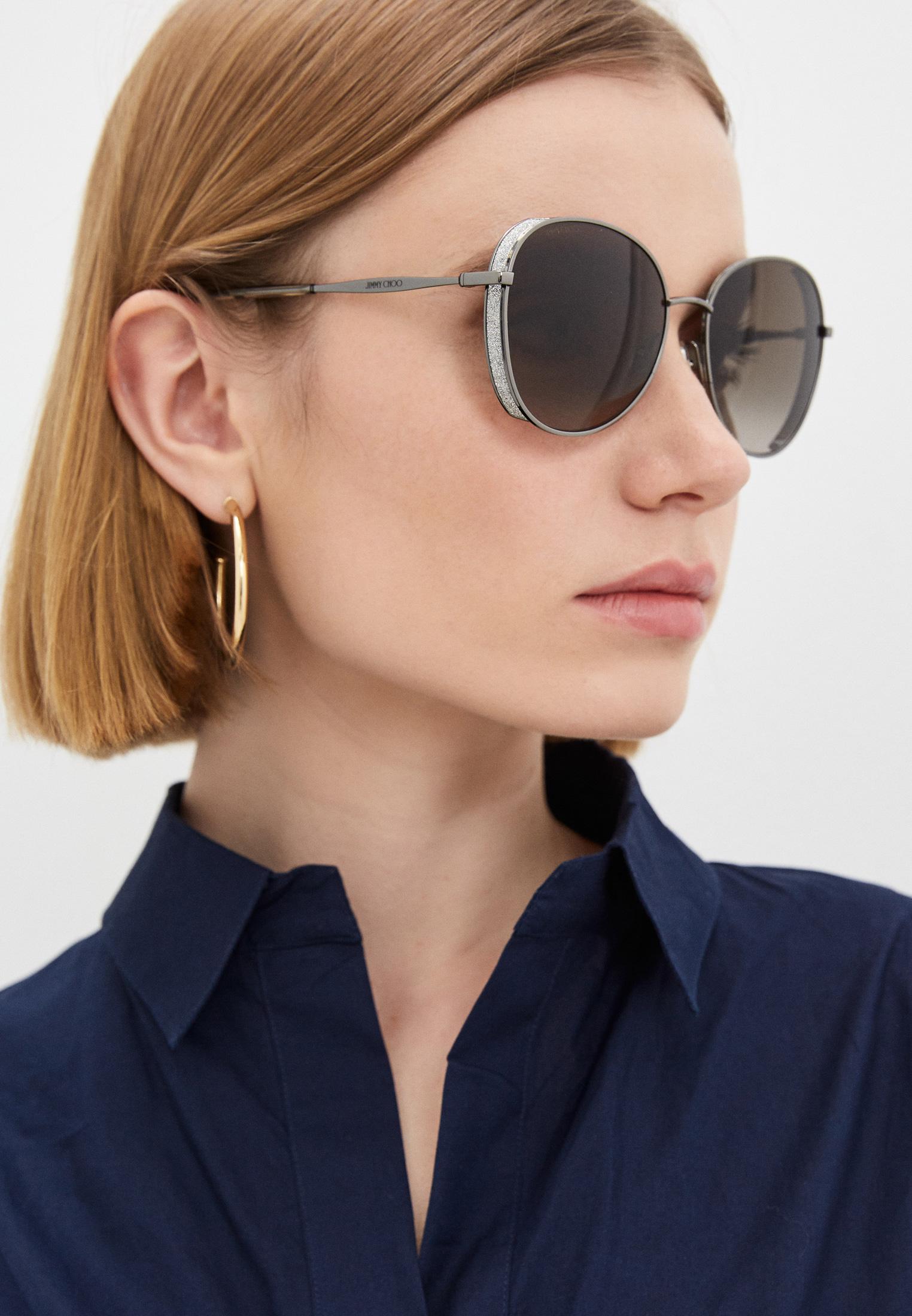 Женские солнцезащитные очки Jimmy Choo FELINE/S