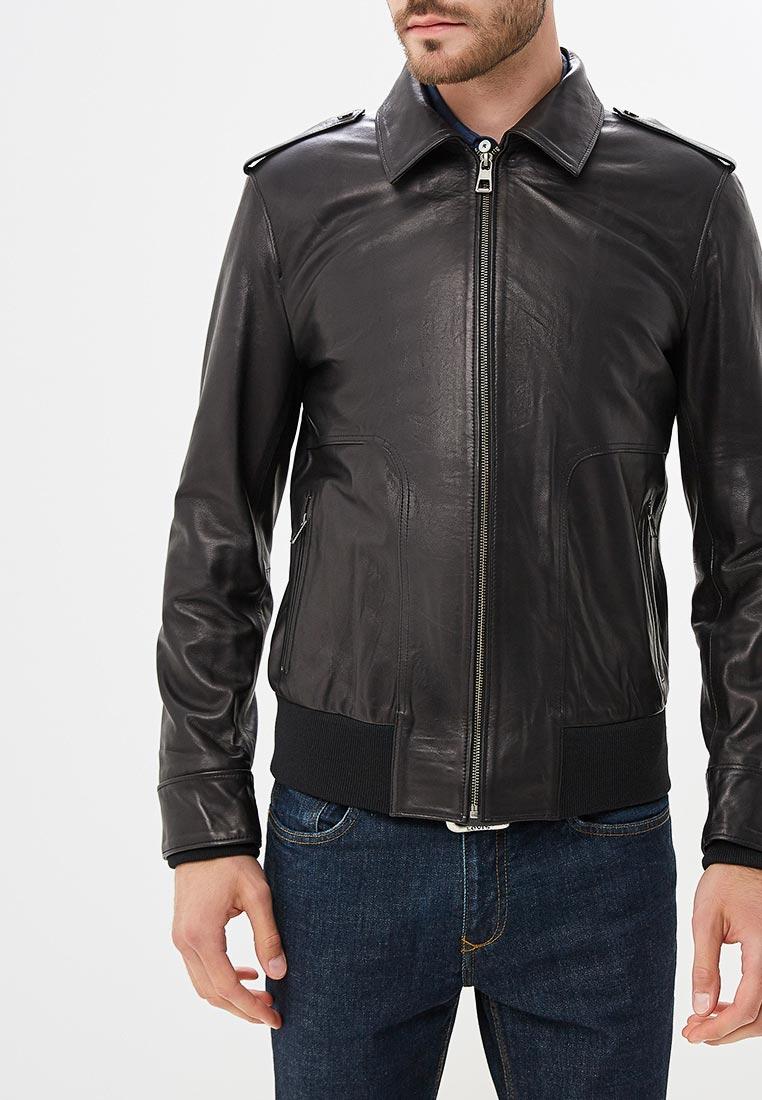 Кожаная куртка JIMMY SANDERS (Джимми Сандерс) 18F CTM22000