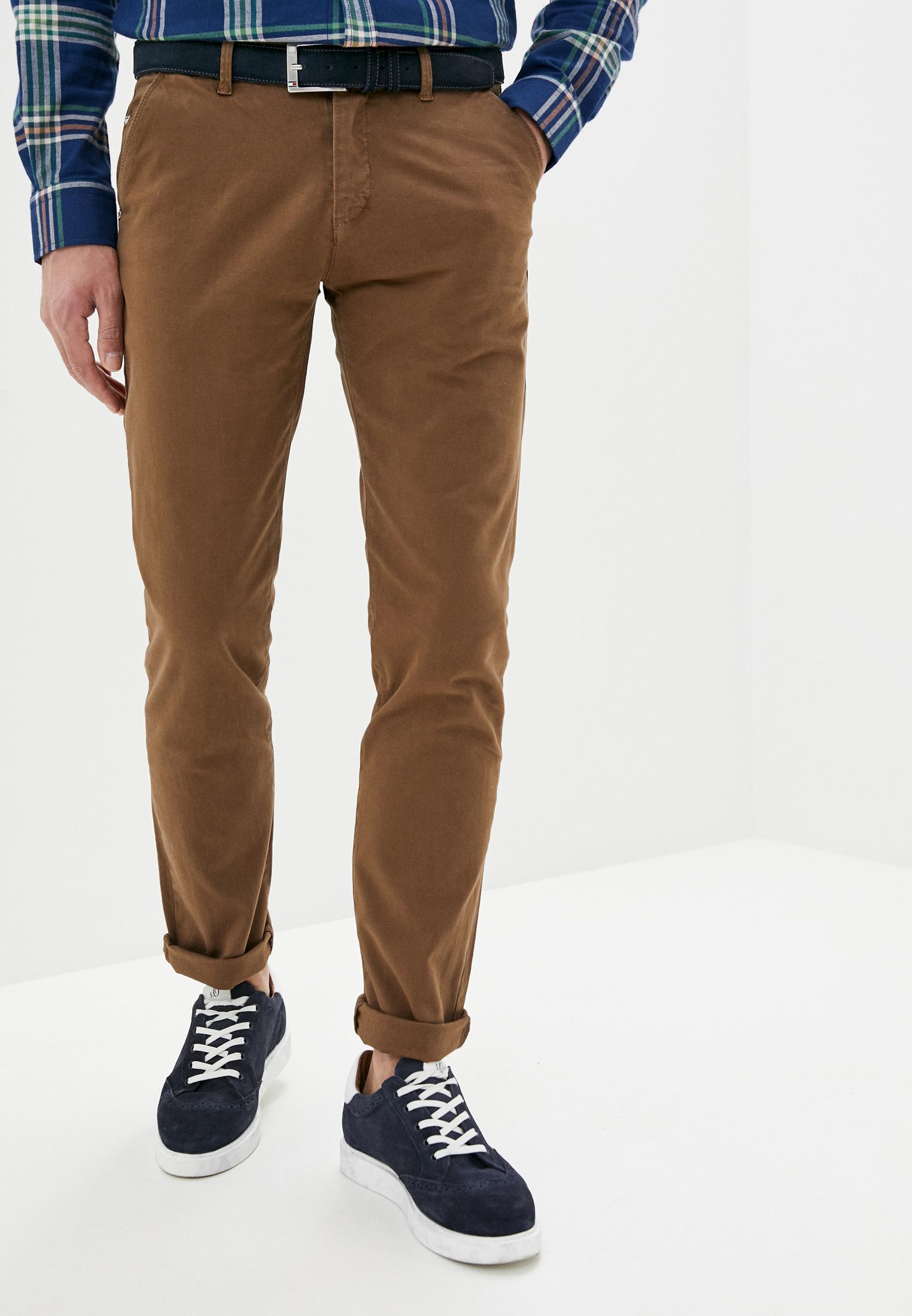 Мужские повседневные брюки JIMMY SANDERS (Джимми Сандерс) 19W PM11000 VISON