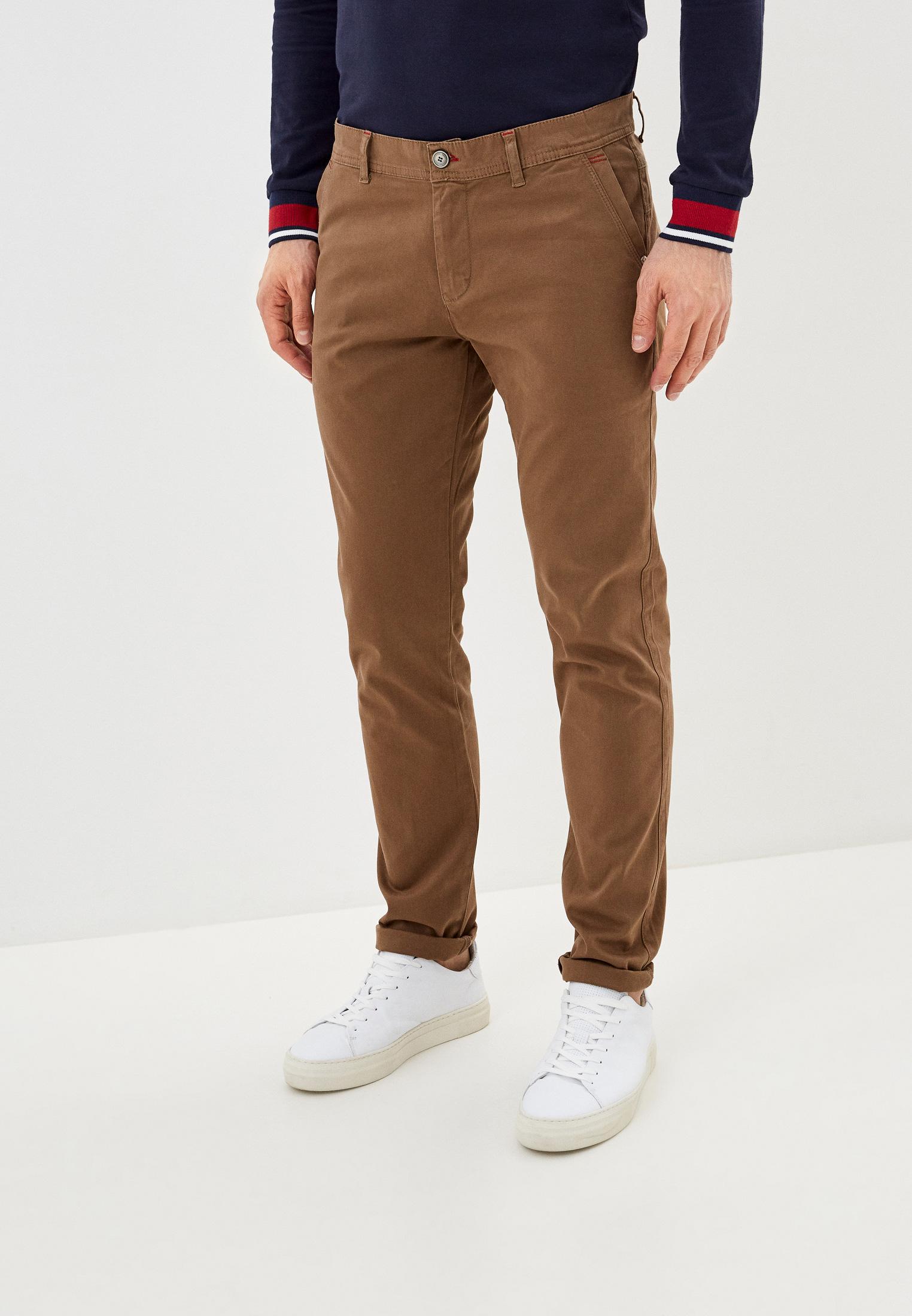 Мужские повседневные брюки JIMMY SANDERS (Джимми Сандерс) 19W PM11001 VISON