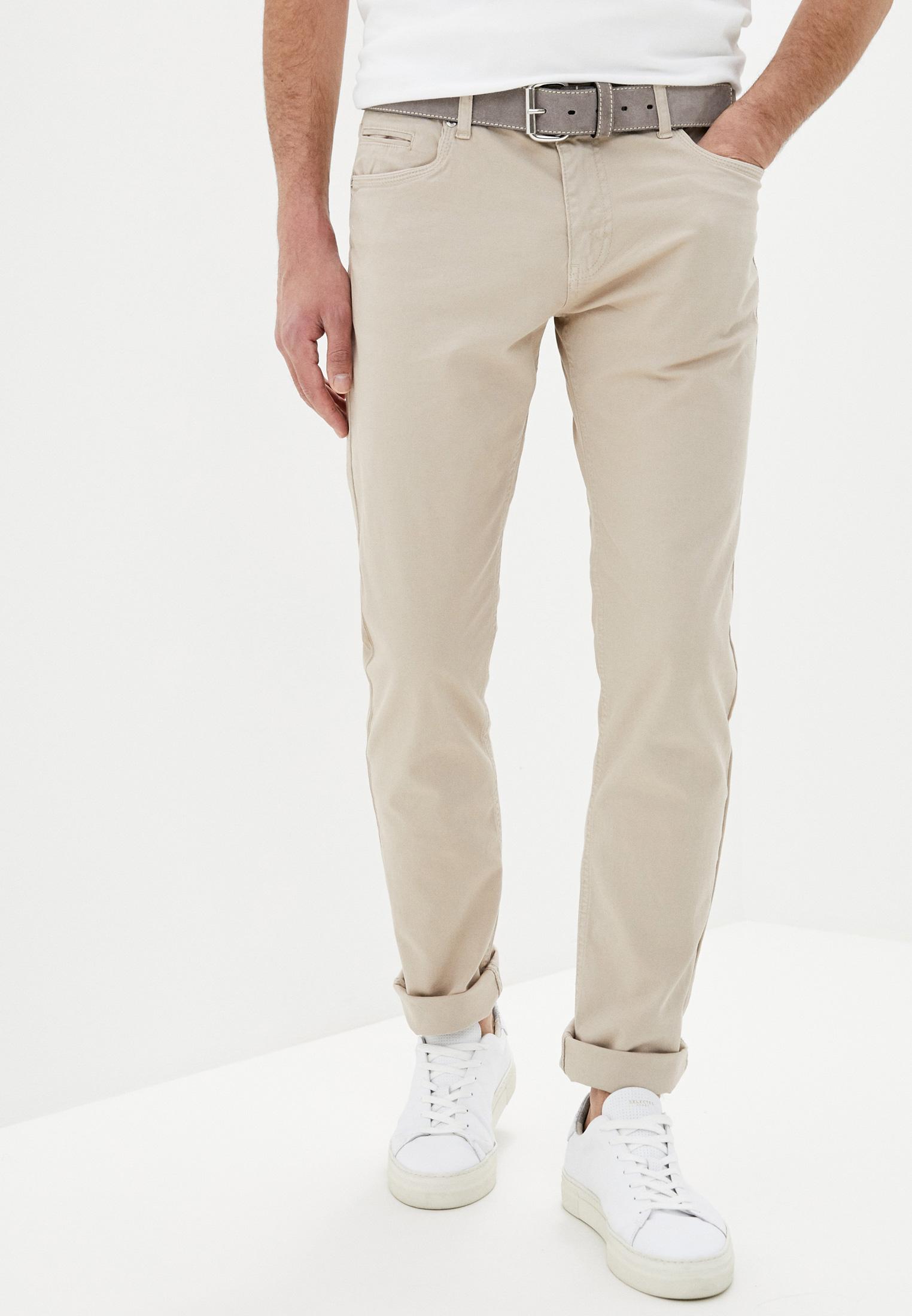 Мужские повседневные брюки JIMMY SANDERS (Джимми Сандерс) 19W PM11002 BEIGE