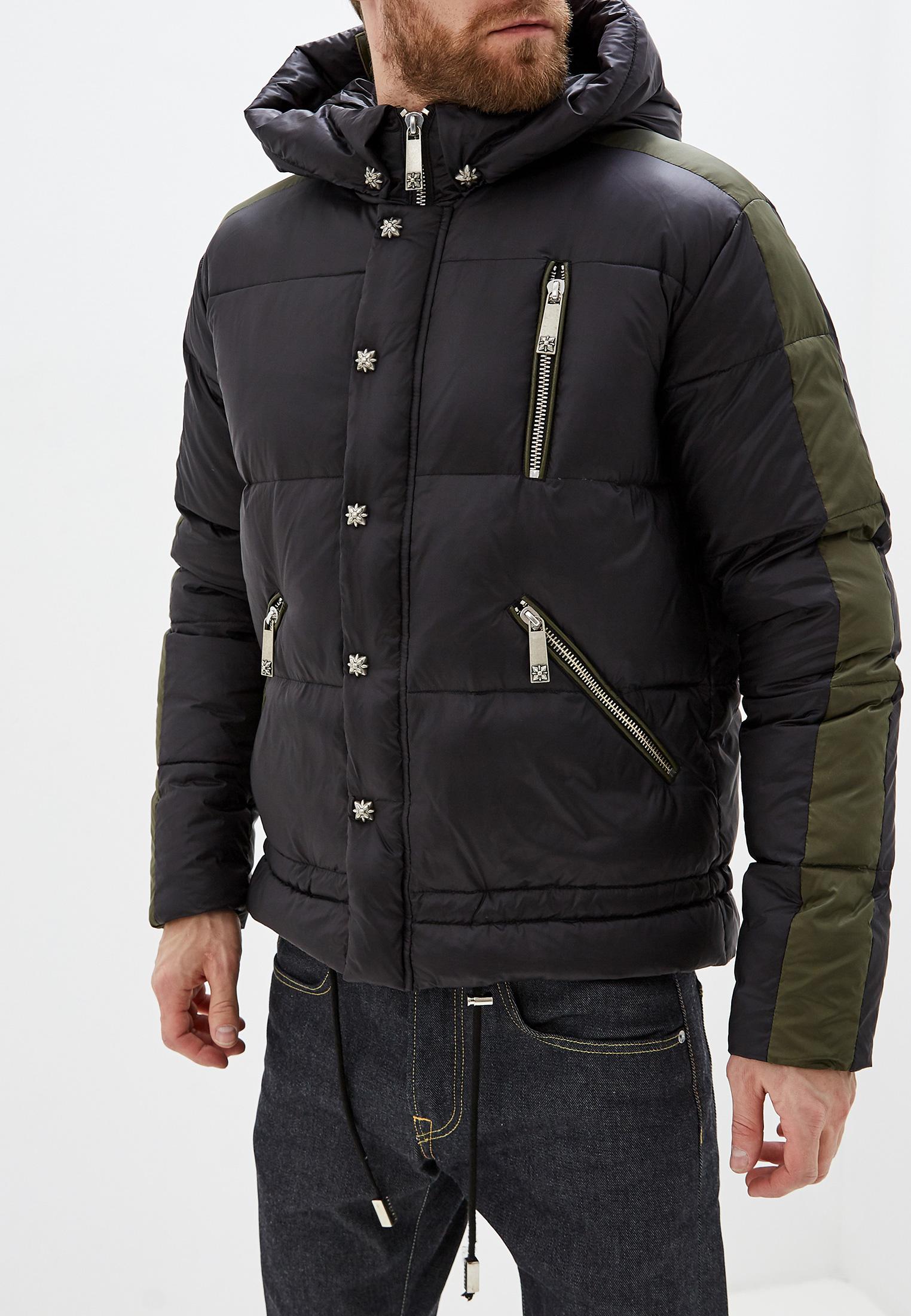 Утепленная куртка John Richmond (Джон Ричмонд) RMA19002PI
