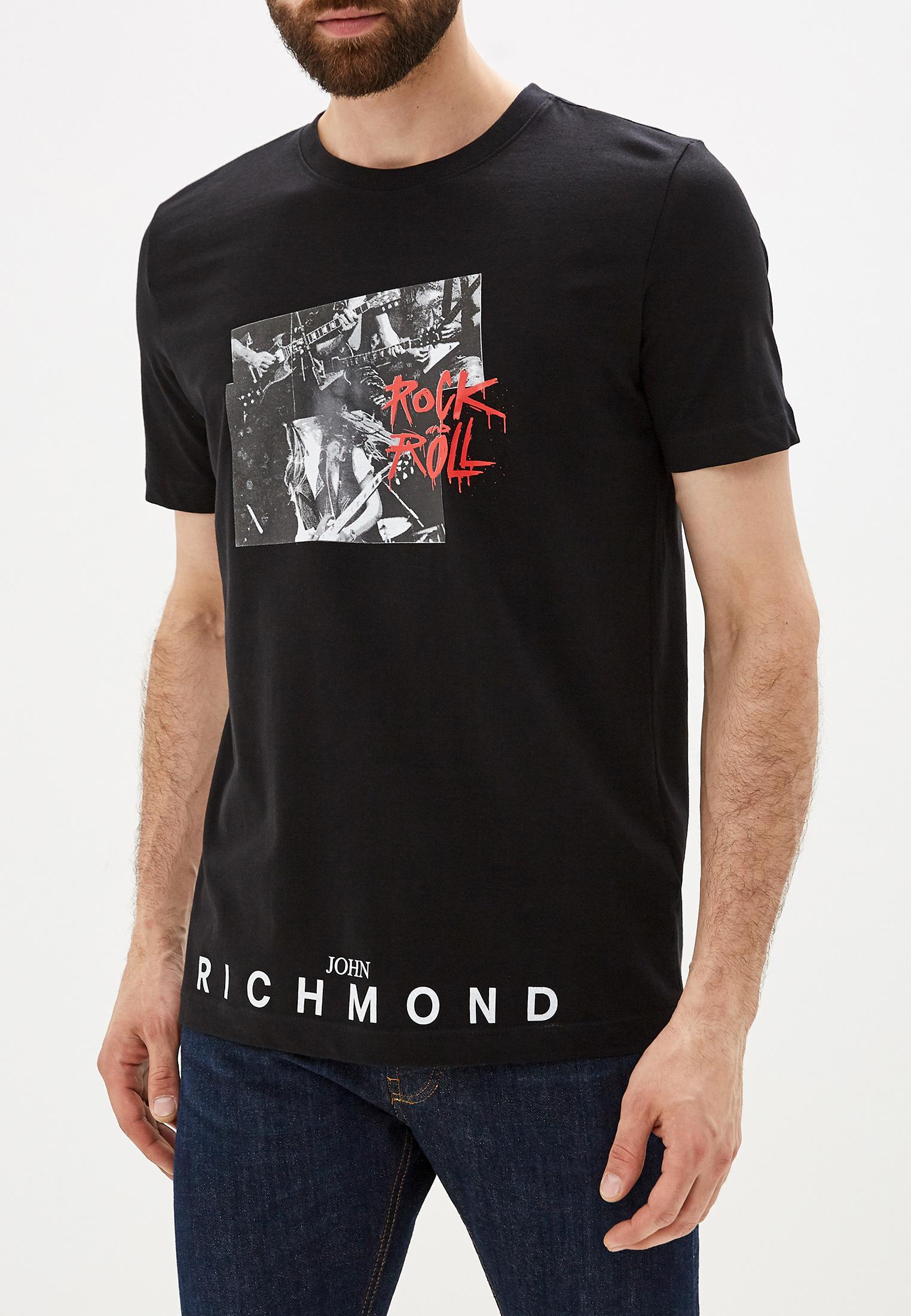 Футболка John Richmond (Джон Ричмонд) RMA19260TS