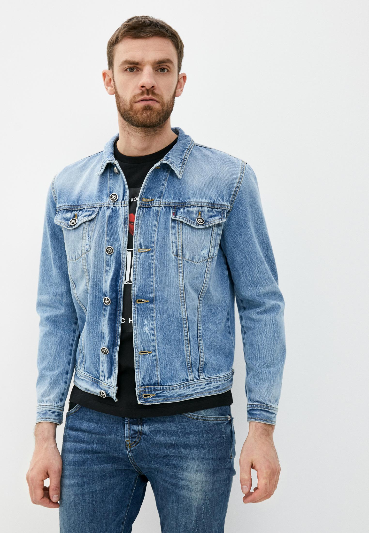 Джинсовая куртка John Richmond (Джон Ричмонд) rmp20142gb