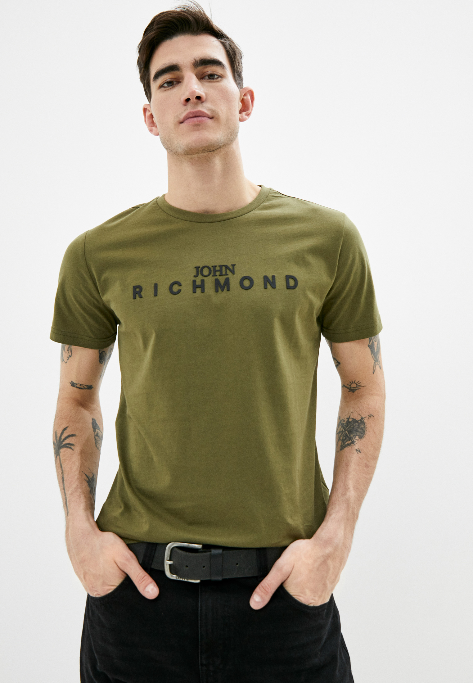Футболка John Richmond (Джон Ричмонд) rmp20313ts
