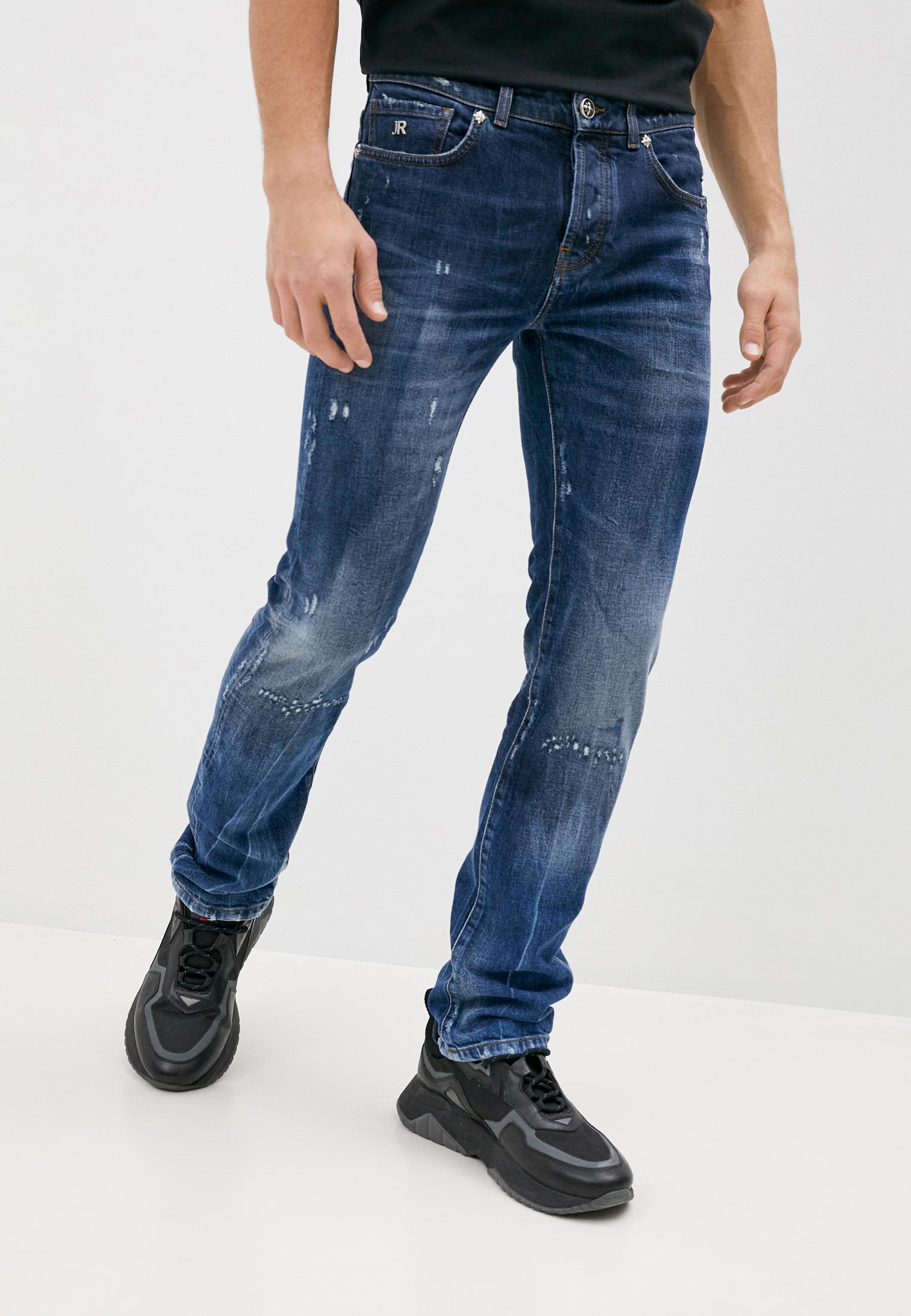 Мужские прямые джинсы John Richmond (Джон Ричмонд) rma20236je