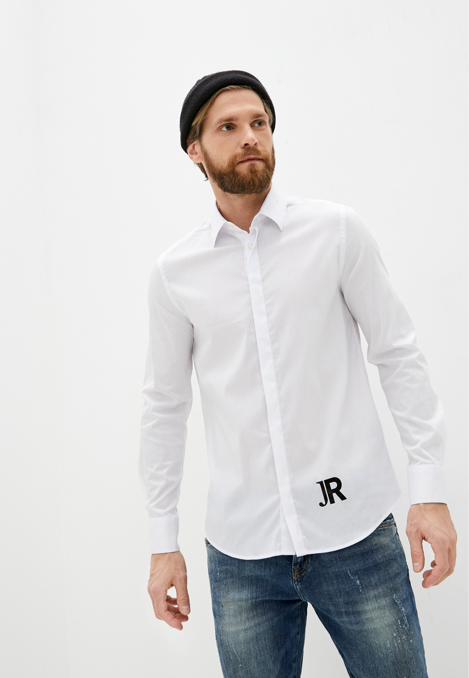 Рубашка с длинным рукавом John Richmond RMA19126CA