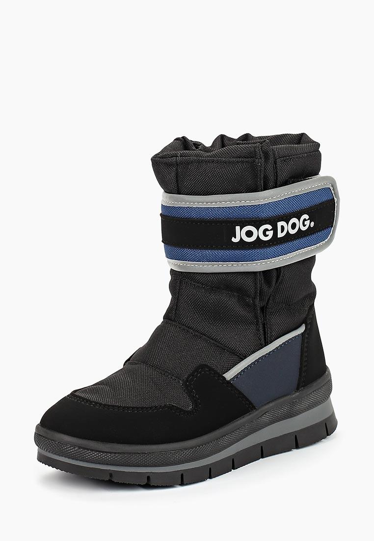 Дутики для мальчиков Jog Dog 13004R
