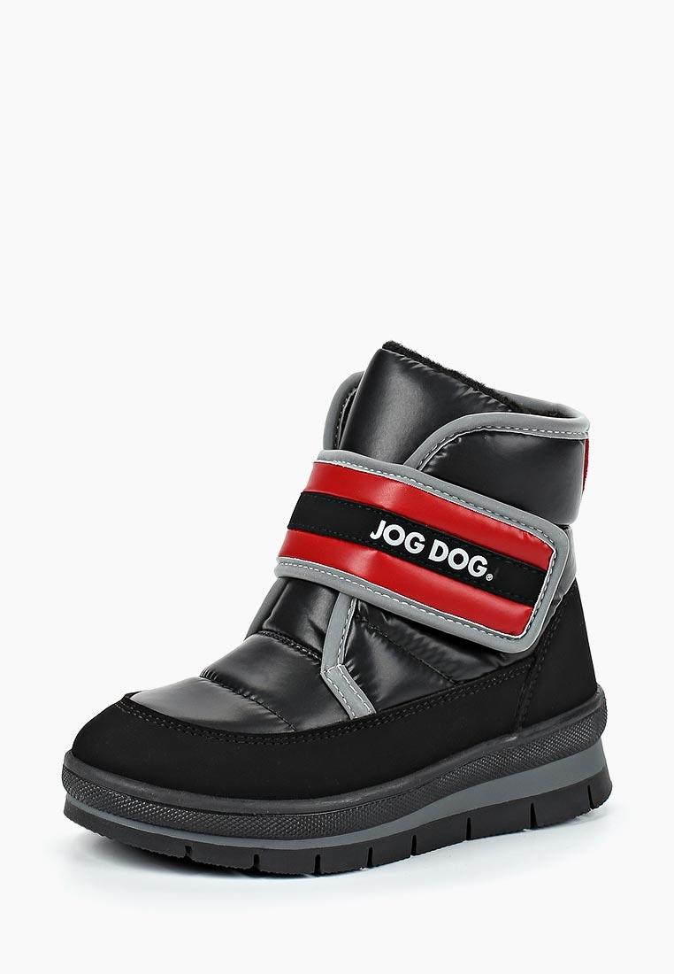 Дутики для мальчиков Jog Dog 13007R