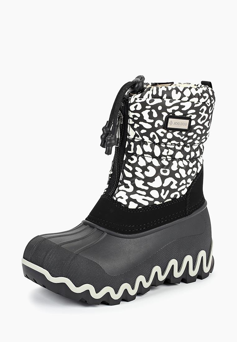 Дутики для девочек  Jog Dog 55038R