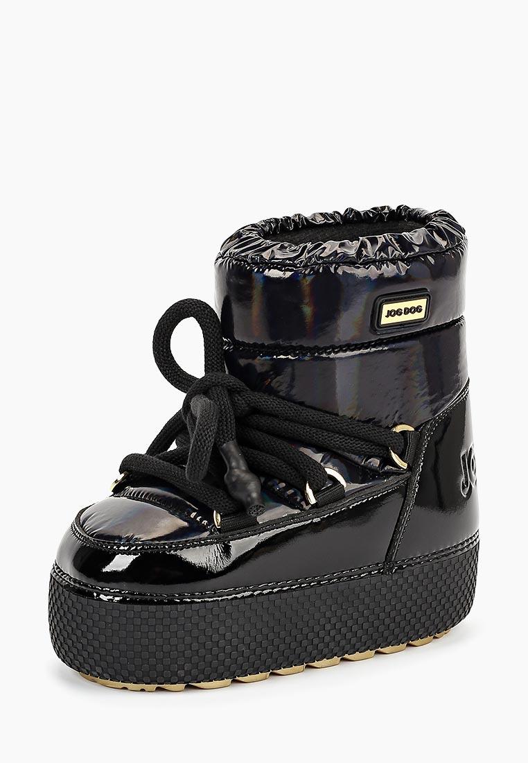 Дутики для девочек  Jog Dog 1405R
