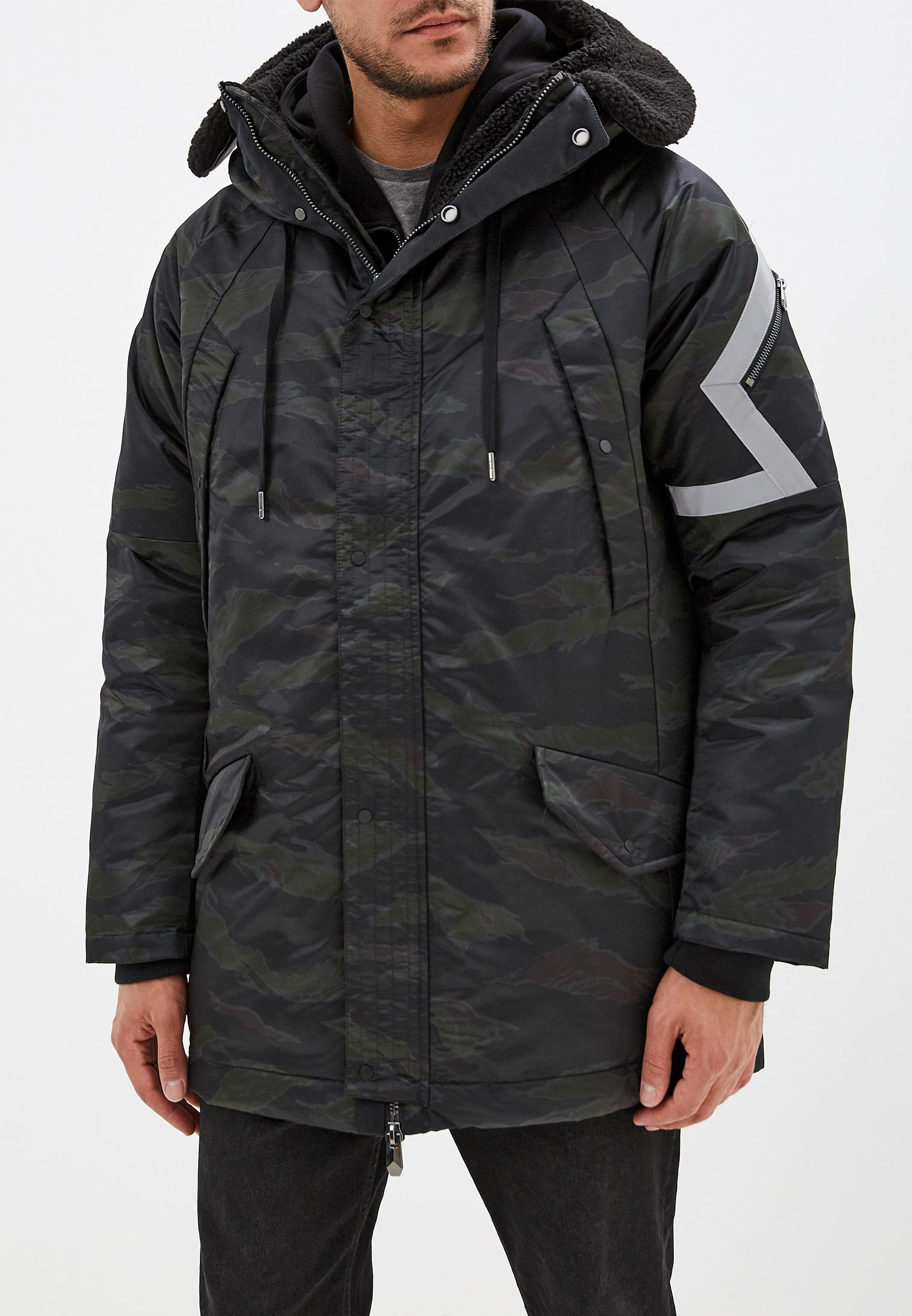 Утепленная куртка Jordan AA1951