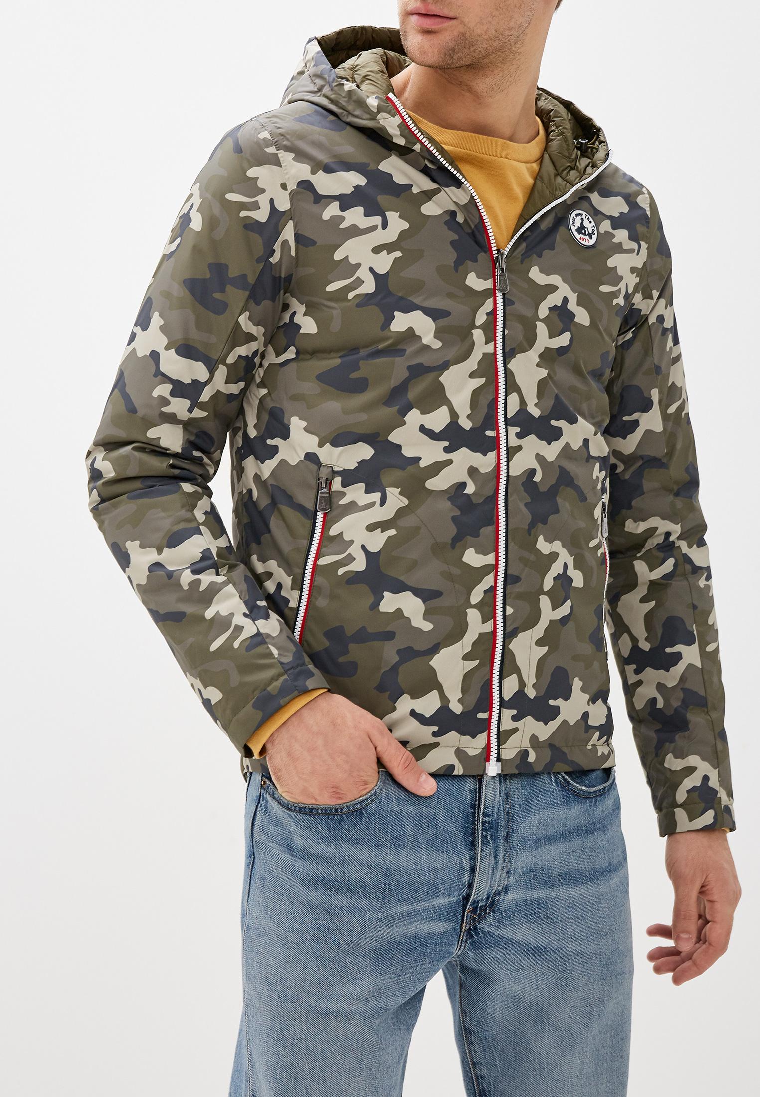 Утепленная куртка Jott 1902 VEG