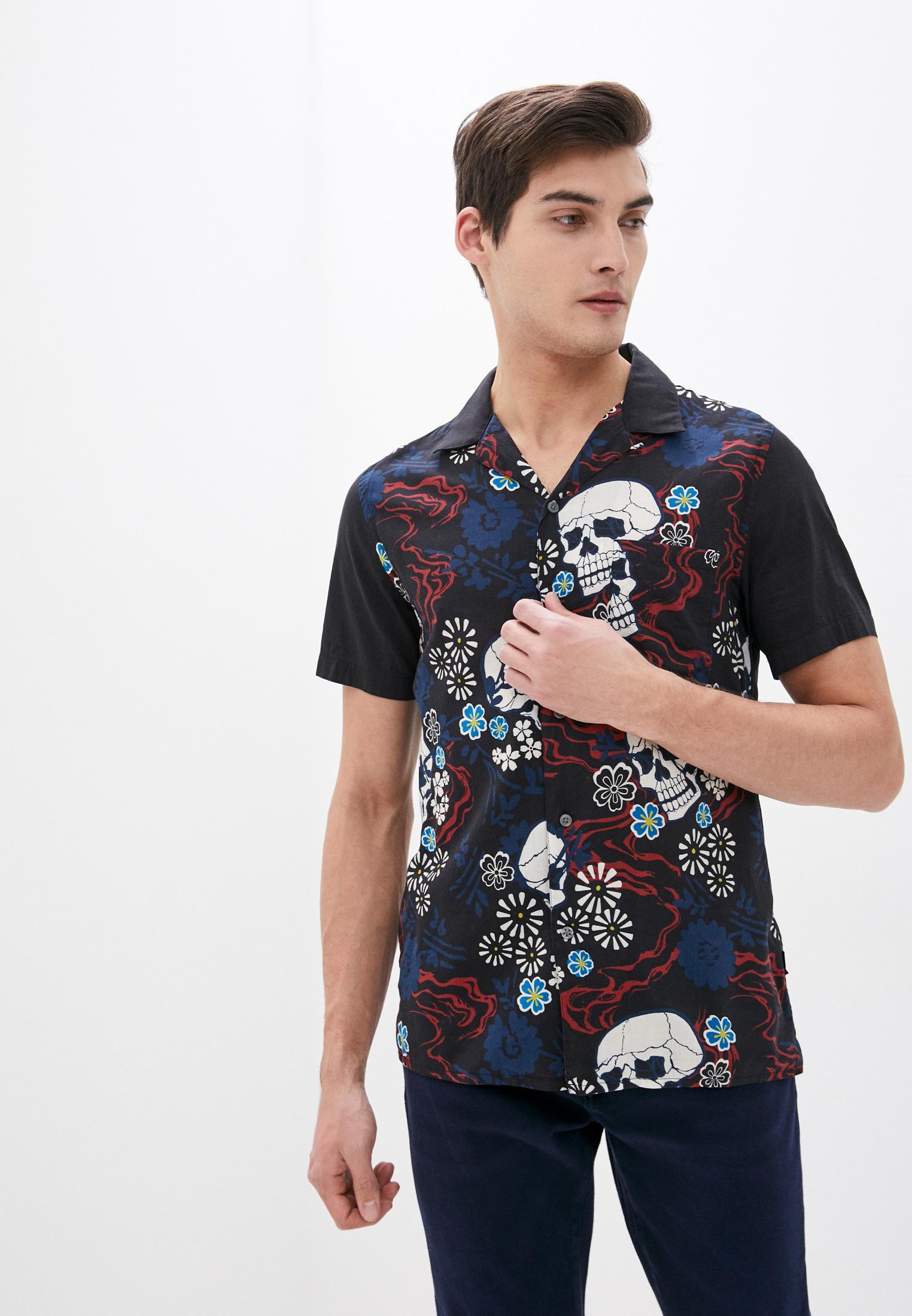Рубашка с коротким рукавом John Varvatos Star USA W679V4B-72US
