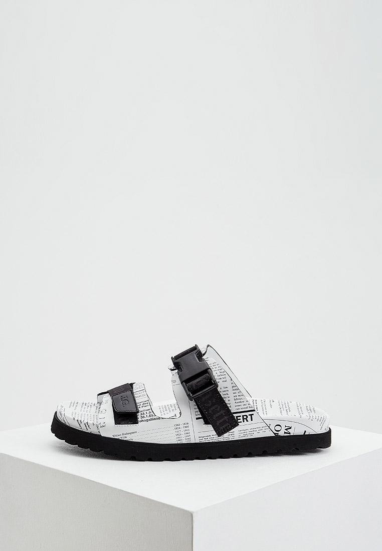 Мужские сандалии John Galliano (Джон Гальяно) 2201