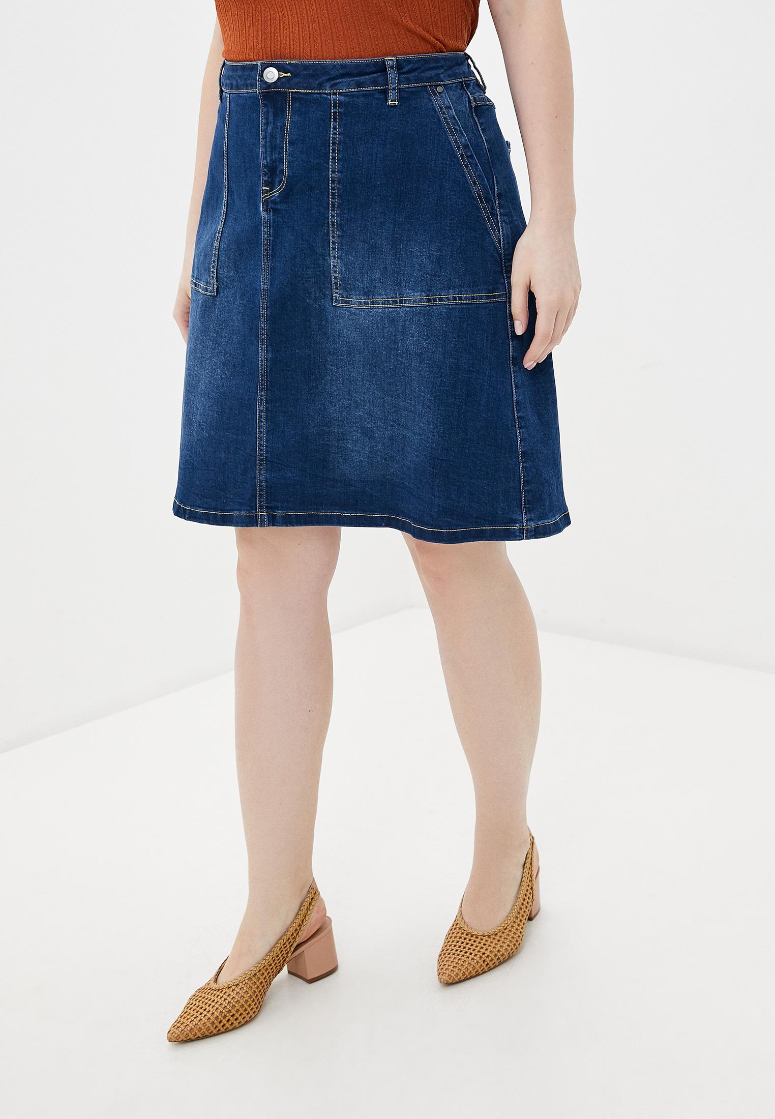 Джинсовая юбка Junarose 21010667