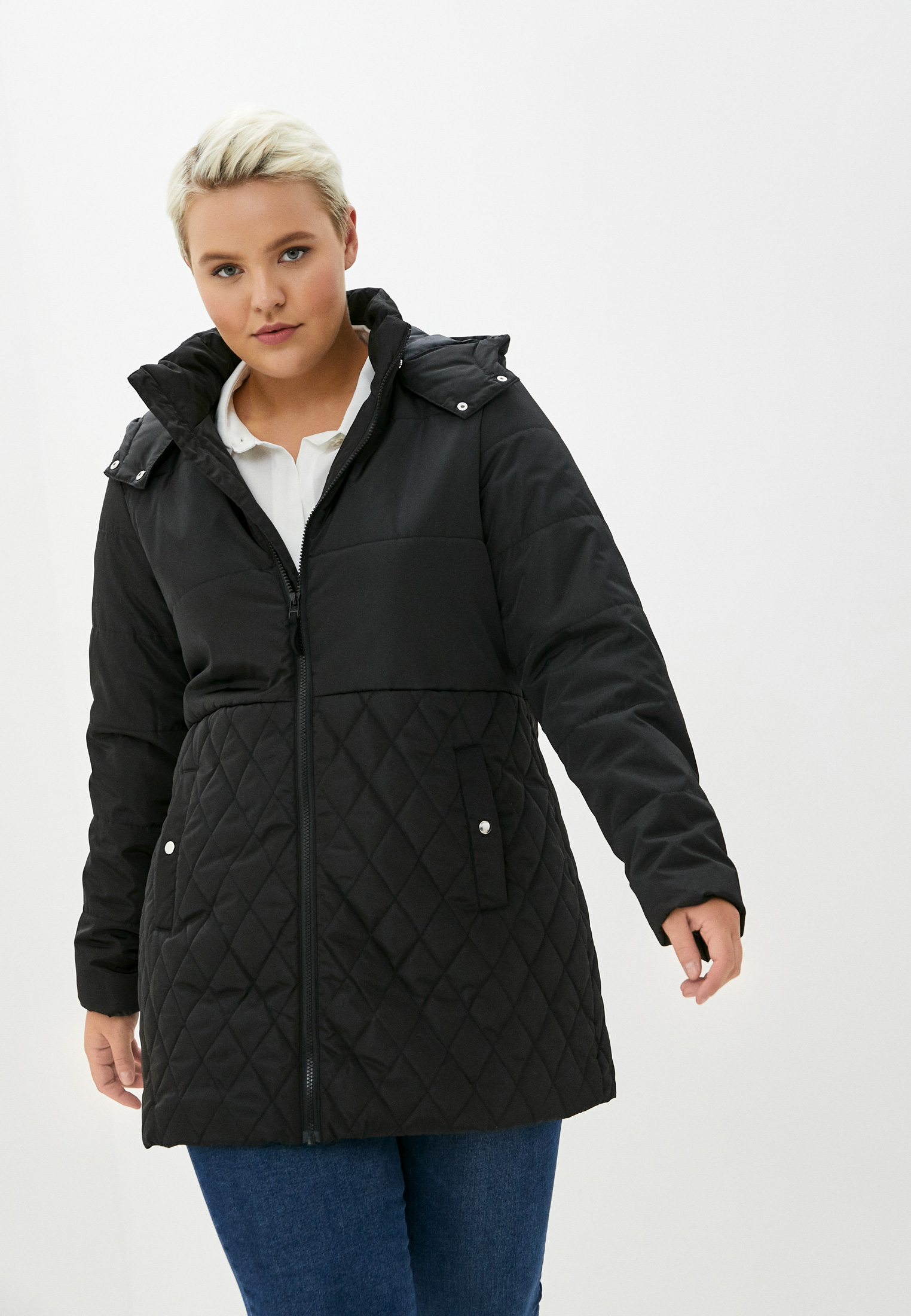 Утепленная куртка Junarose 10232275