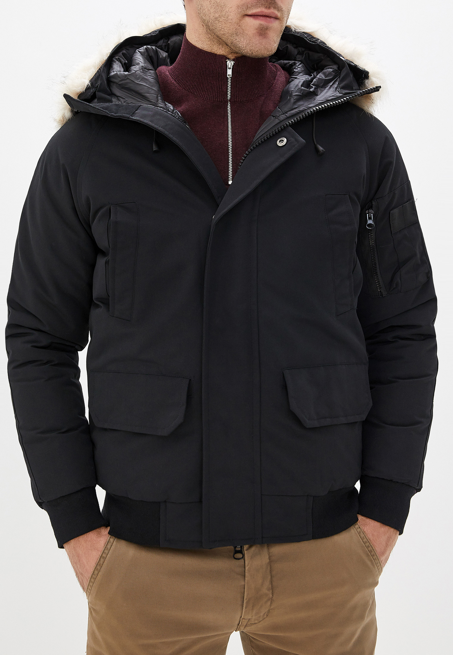 Утепленная куртка Just Key B017-1803