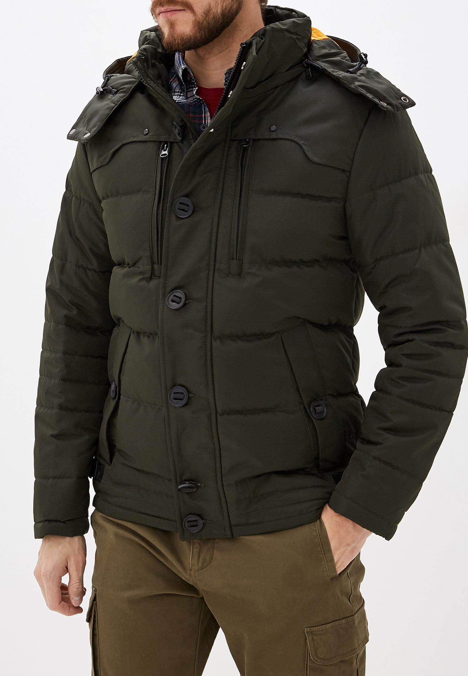 Утепленная куртка Just Key B017-CT-382